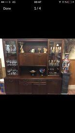 Dresser/ display cabinet