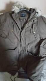 Label J winter coat size 4xl
