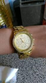 Genuine mk watch