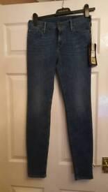 true religion super skinny jeans uk 27 waist