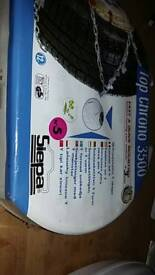 Top chrono 3500 snow chains new easy fit