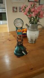 Table lamp adjustable height & angle with a replacement bulb
