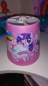 My little pony lamp shade / light shade