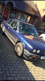 1993 e30 bmw convertible