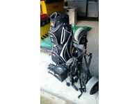 Powakaddy trolley and cart bag