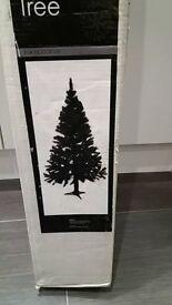 6ft black tree