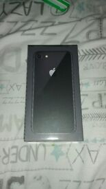 Brand new iphone 8 on pay as u go vodaphone 64gb