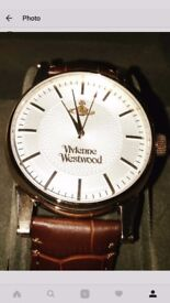 Genuine Vivienne Westwood watch warn a handful of times excellent condition
