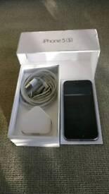 iPhone 5s 32gb unlocked space grey