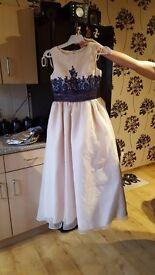 Brand New Girls Bridesmaid dress age 10/12