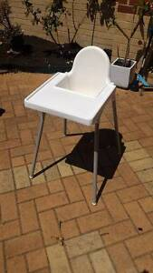 ikea baby high chair Spearwood Cockburn Area Preview