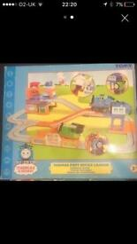 2x Thomas the tank sets