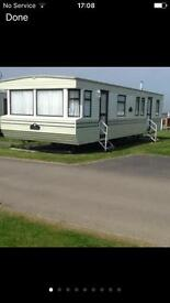 For rent 8 birth caravan at harts holiday park in leysdown on sea