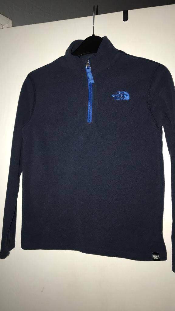 Junior north face fleece