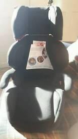 new fair junior car booster seat 3/12 years new