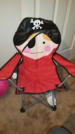 Foldable Kids chairs new
