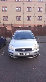 2005 Ford Fusion 2 - 1.4 petrol - Only 87,000 miles - Like Ford Fiesta or Ford Focus