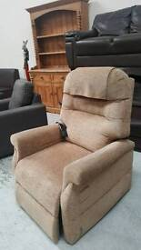 Mobility rise and tilt electric recliner chair can deliver 07808222995