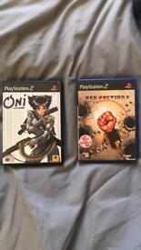 Ps2 Games £2 each