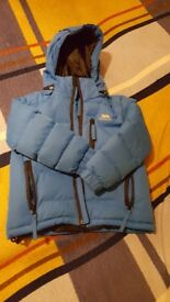 Trespass boys 2-3 winter jacket