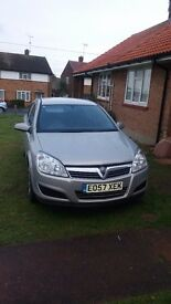 2007 vauxhall astra life automatic