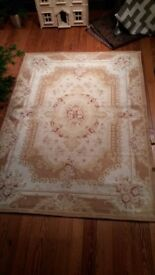 Laura Ashley rug in very good condition