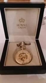 Royal London pocket watch