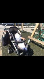 Silver cross buggy/stroller