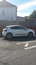 Citreon DS4 1.6 HDI 115 great condition 2013 model