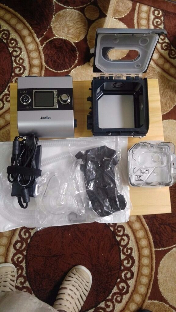 Resmed S9 Autoset Cpap Machine complete ready to use