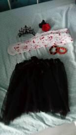 Girls Halloween accessories 7/8/9yrs