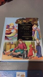 Fairy Tales Jigsaw Book