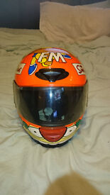Helmets From Size Large to XXL