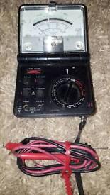 "Vintage ""Micronata"" multimeter 22-211A"