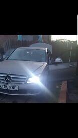 Mercedes c220 semi auto 12 MOT extras, 2.1L diesel tint,reverse camera,Xenon lights,Alloys
