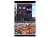 Busy Turkish Resturant for sale in eastham