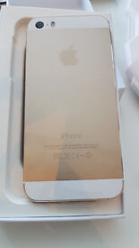 New apple iphone 5s 32gb gold