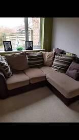 **lower price** corner sofa