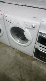 HOOVER 6KG 1400 SPIN WASHING MACHINE WITH 3 MONTHS GUARANTEE