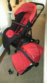 Hauck 3 in 1 Travel System