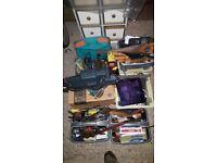 Job Lot of Power and Manual Tools