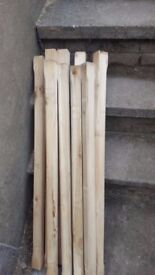 square decking spindles