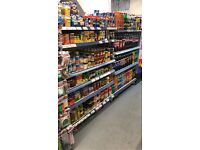 Off licence and newsagents