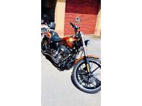 Harley Davidson FXSB Breakout Motorbike