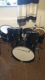 childrens 5 piece drum kit