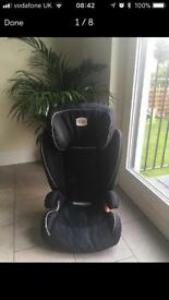 Britax Isofix stage 2-3 high back car seat, non smoking home/car, excellent condition, Bishopbriggs