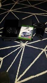 Xbox one 500gb with brand new Forza 7 sealed