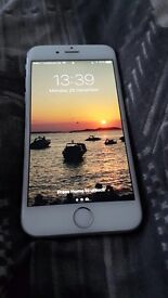 Apple iPhone 6 16gb white, unlocked to any network