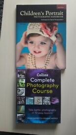 Two photography books