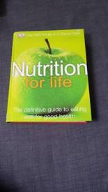 Nutrition for life book